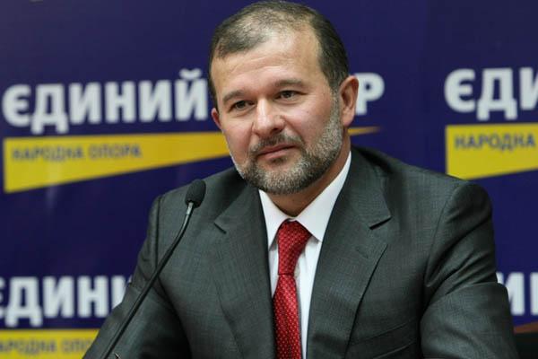 Віктор Балога є одним із кандидатів на крісло спікера у ВР