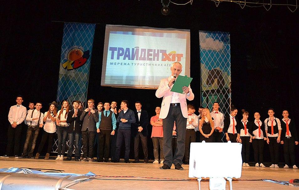 Мукачівська команда відзначила своє повернення в КВН перемогою (ФОТО)