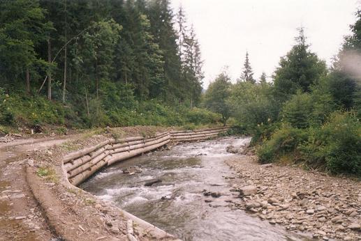 На берегоукріплення річок Закарпаття виділено понад 30 млн. грн.