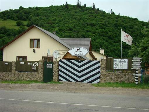 На Воловеччині працює готель, побудований на місці колишнього бункера