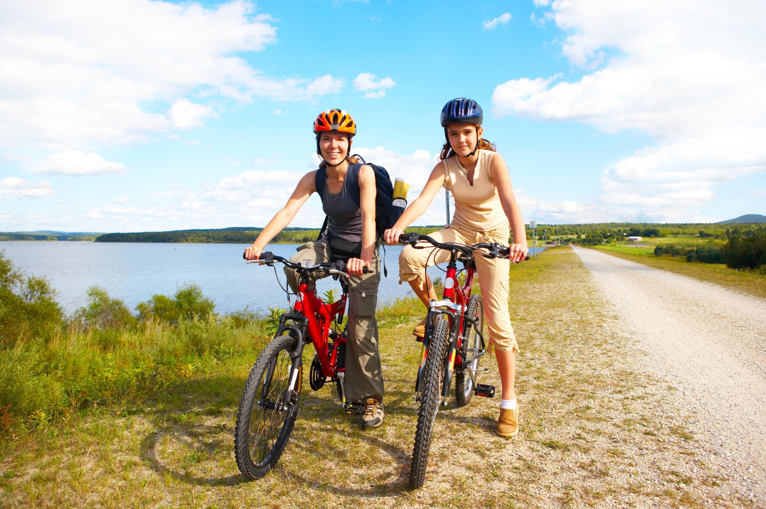 Пересідаємо на велосипеди (ВІДЕО)