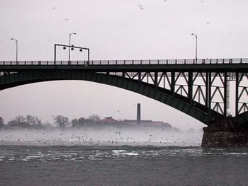 На Перечинщині дівчина намагалась покінчити життя самогубством стрибнувши з мосту