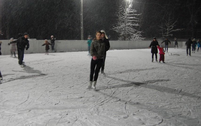 На Закарпатті стартує сезон ковзанів і хокею