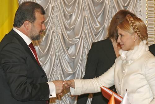Віктор Балога привітав Юлію Тимошенко з Днем народження