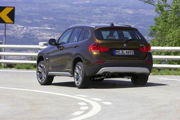 Громадянин Болгарії намагався завести в Україну «BMW X1» по підробленим документам