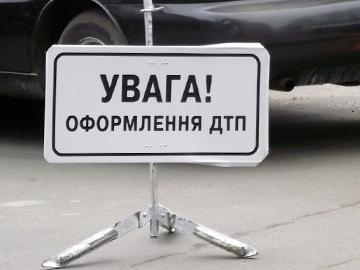 В Тячівському районі мотоцикл зіткнувся з автомобілем
