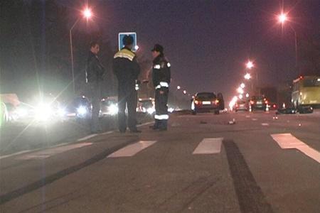 Водій з Мукачева насмерть збив пішохода