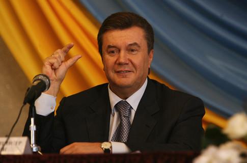 """Янукович """"обійшовся"""" народу в цьому році у 635 мільйонів гривень"""
