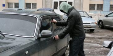 Мукачівська міліція по «гарячим слідам» затримала автокрадія
