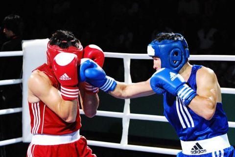 Юний мукачівський боксер в складі збірної України здобув золоту медаль