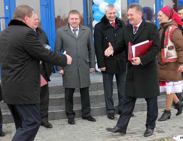 В селі Соломоново відкрили новий термінал сервісної зони пункту пропуску «Тиса»
