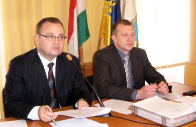Іштван Гайдош офіційно склав із себе повноваження Берегівського міського голови