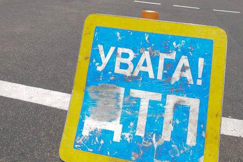 На Свалявщині зіткнулись два автомобілі