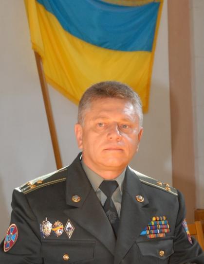Геннадій Грищенко – новий начальник СБУ Закарпатської області