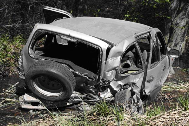 """Експертиза встановила, що авто в якому їхав Яцканич """"летіло"""" зі швидкістю 157 км за годину"""
