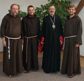 Монахи ордену капуцинів відкриють свій монастир в Ужгороді