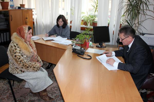 Олександр Ледида вирішував проблеми закарпатців під час прийому громадян