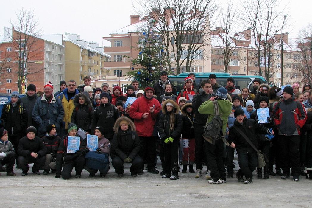 15 грудня в Мукачеві пройдуть змагання зі спортивного орієнтування