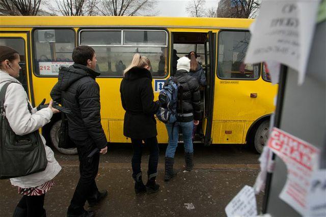 З 1 лютого проїзд в ужгородських маршрутках коштуватиме 2,30 грн.