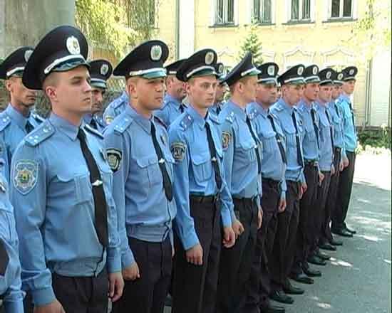 Робота в міліції – покликання відважних (ФОТО)