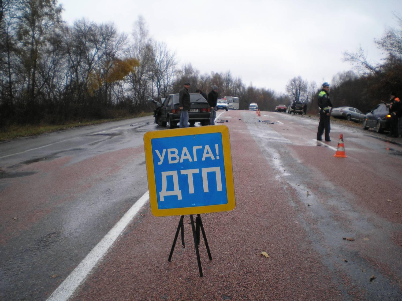 На Мукачівщині священослужитель спровокував аварію
