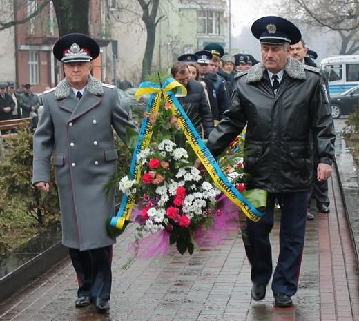 Закарпатська міліція відзначає професійне свято (ФОТО)