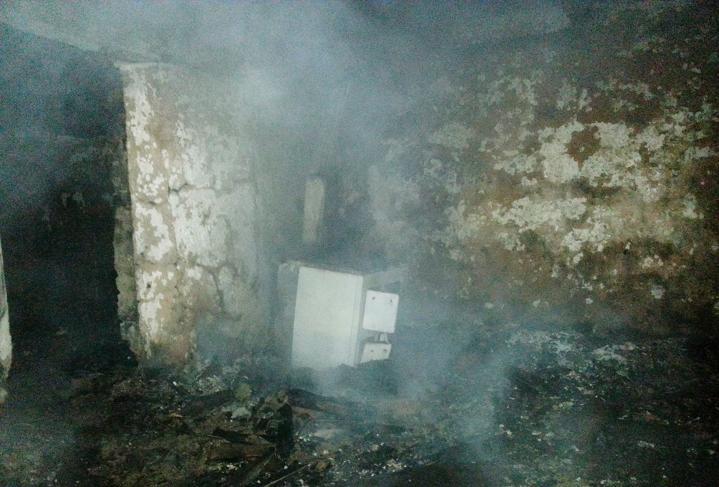 Закарпатські вогнеборці не дали стихії знищити житловий будинок