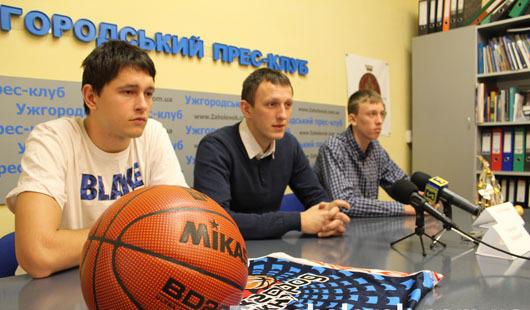 Ужгородські баскетболісти можуть вийти у Вищу Лігу України
