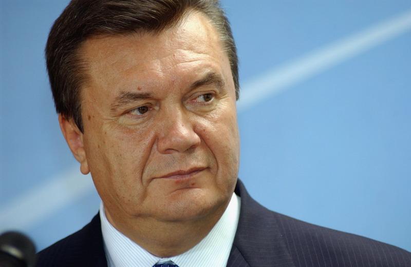 Янукович святкуватиме новий рік в Карпатах