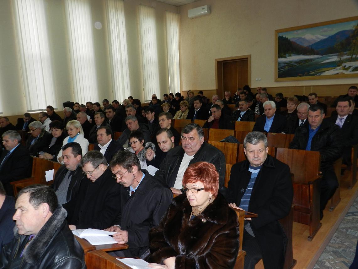 Депутати Мукачівщини вирішували нагальні питання