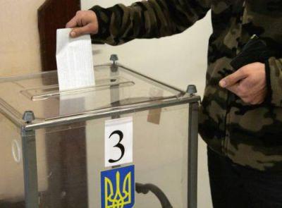 Для виборів п'яти обласних депутатів потрібно виділити майже півтора мільйона