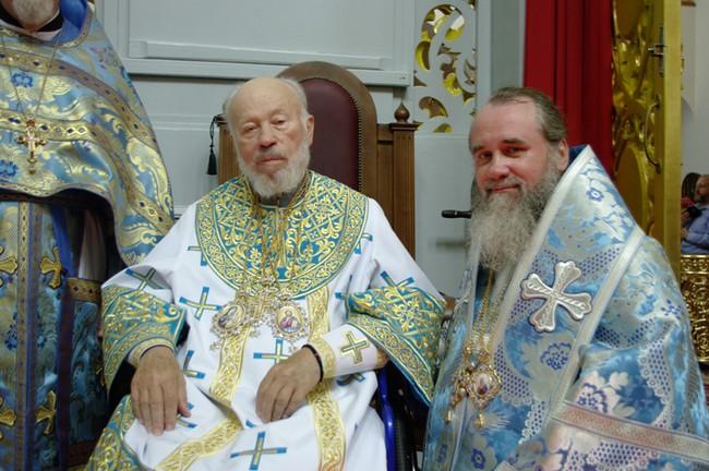 Владика Феодор відзначає 5-річчя призначення його на архієрейську Мукачівську кафедру (ВІДЕО)