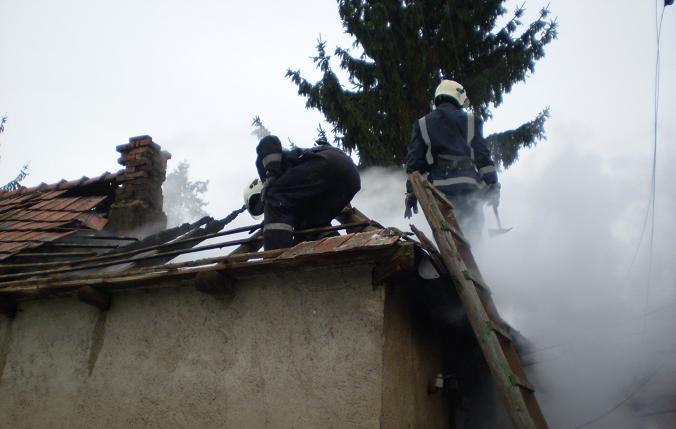 В селі Косино через пожежу загинула жінка