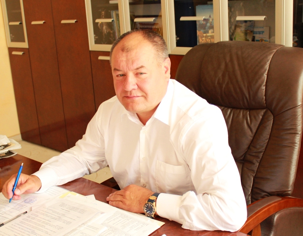 Сьогодні в ОДА представили нового першого заступника Олександра Ледиди – Ігоря Свищо