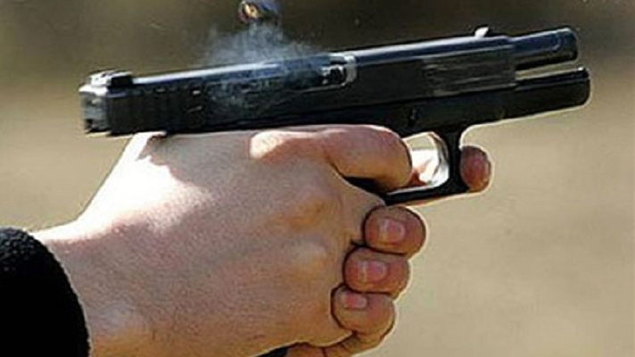 У Солотвині міліція змушена була використовувати зброю, щоб затримати порушника