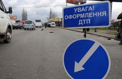 У Львові водій насмерть збив працівника міліції і втік з місця події