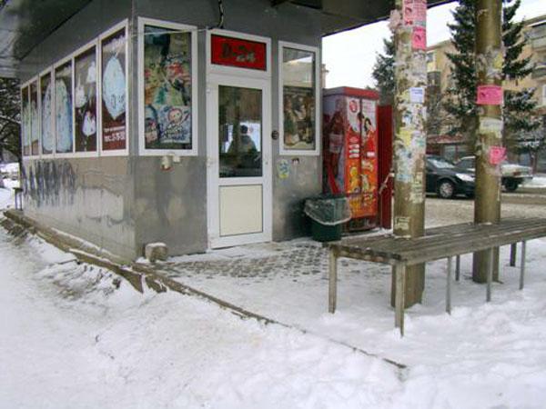 Ужгородські депутати вирішили, що кіосків у міста замало