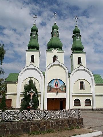 Розклад Різдвяних Богослужінь у церквах Мукачева