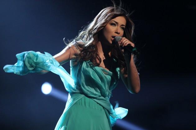 Юлія Плаксіна почала сольну кар'єру і вже записала першу пісню (АУДІО)