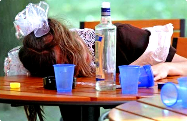 У Мукачеві 7-річна дівчинка отруїлася алкоголем