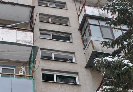 У Виноградові в будинку де мешкає голова Виноградівської районної ради стався вибух
