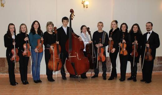 У п'ятницю струнний оркестр під керуванням Сергія Добоша розповість про свій майбутній концерт