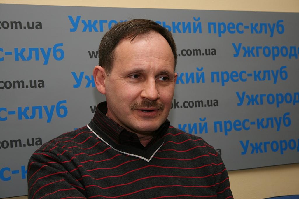 Мирослав Дочинець представить свою нову книгу в Ужгородському прес-клубі
