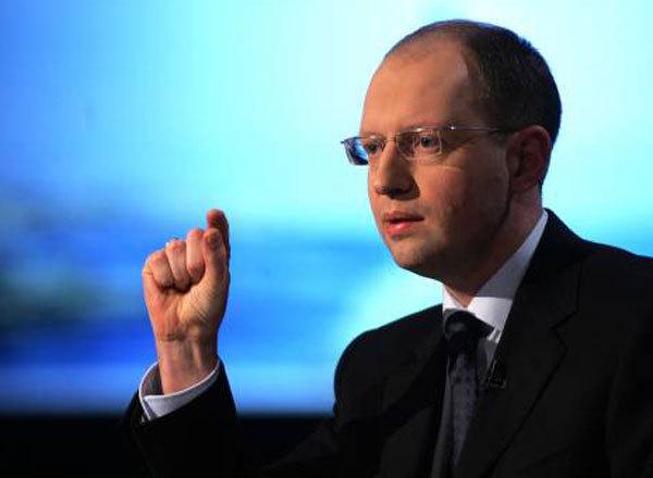 Яценюк відмовився від 88% надбавки до зарплати Рибака