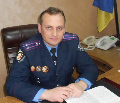 У іршавських правоохоронців новий начальник