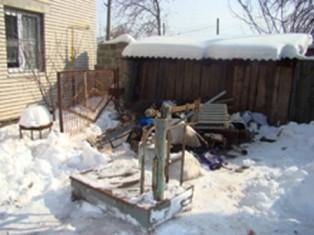 18-річний парубок вкрав у своїх сусідів грубку