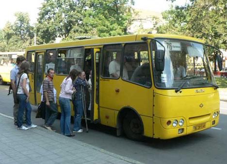 В Ужгороді планують підвищити вартість проїзду в маршрутках до 2.30 грн