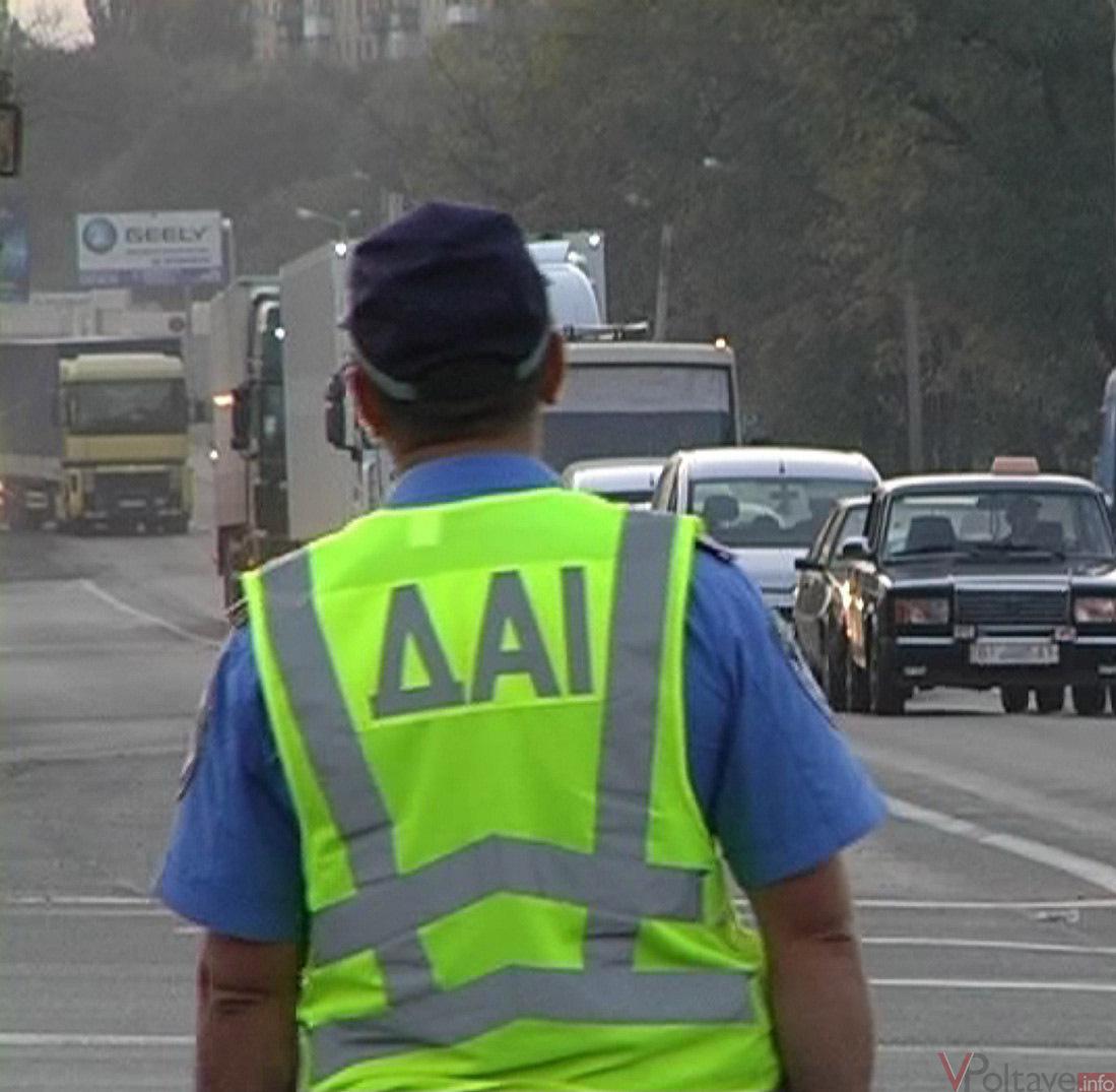 Як закарпатські ДАІшники водію допомагали (ФОТО)
