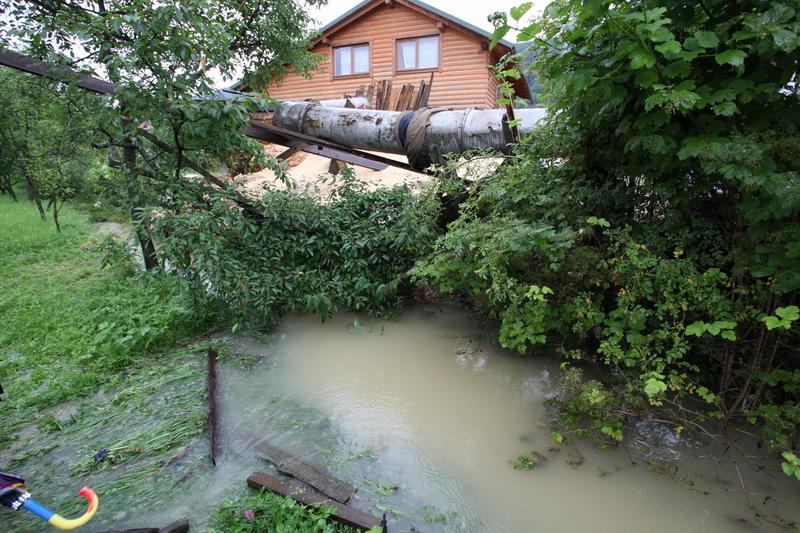 В Ужгородському районі втопилась 7-річна дівчинка