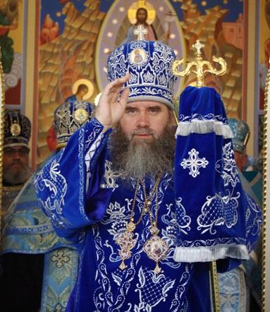 Владика Феодор привітав настоятеля храмів м. Чоп та с. Червоне прот. Михаїла Бобика з ювілеєм